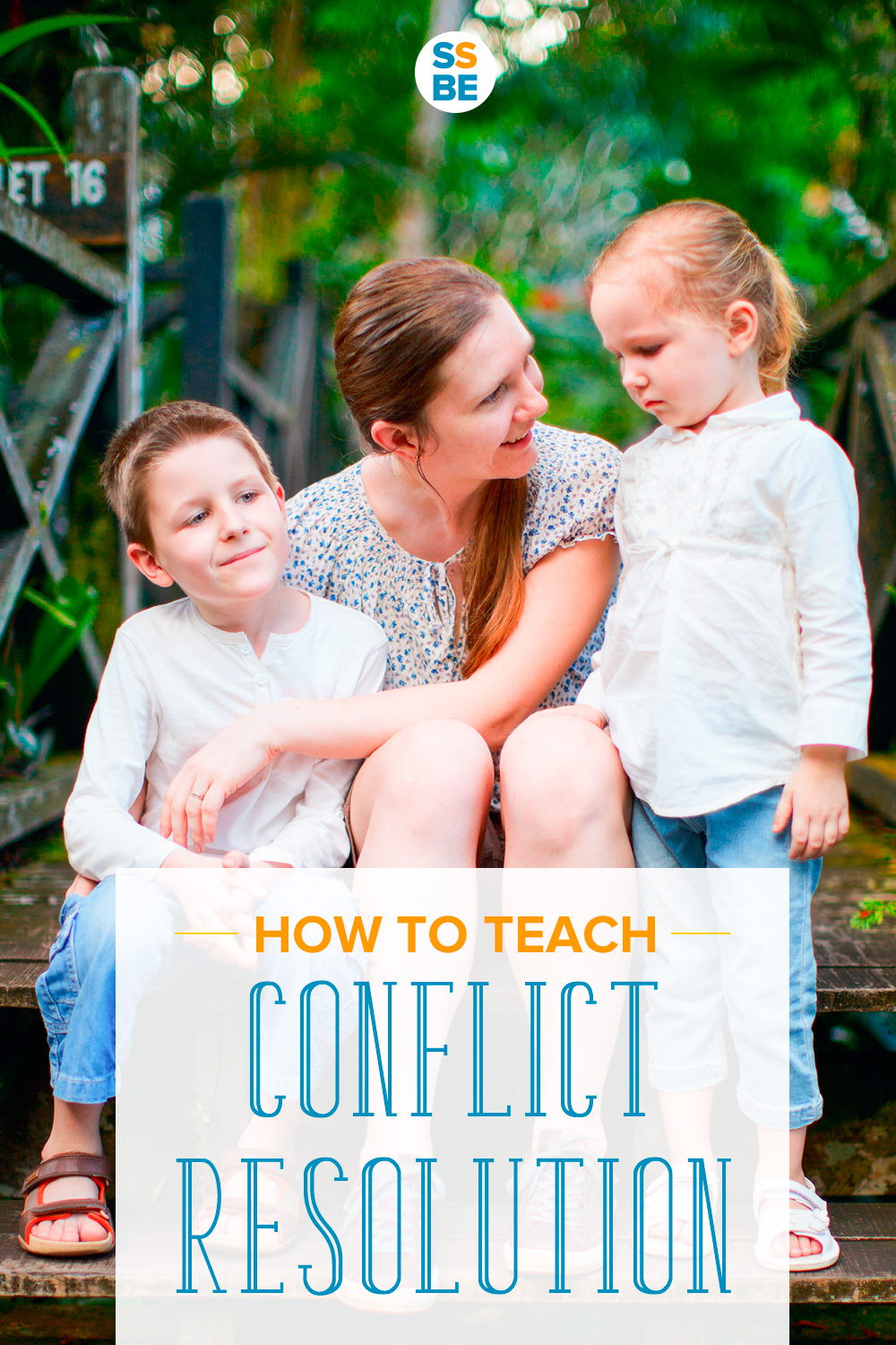 Tired of the constant squabbles between your kids? Learn how to deal with sibling rivalry and teach conflict resolution for kids instead.