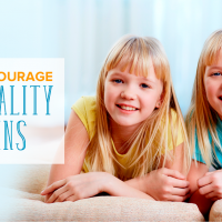 How to Encourage Individuality in Twins