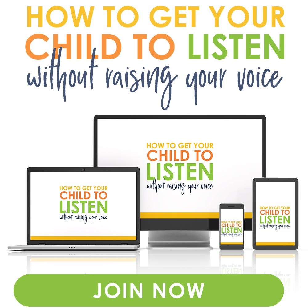 How to Get Your Child to Listen workshop