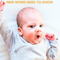Newborn Tips and Tricks New Moms Need to Know
