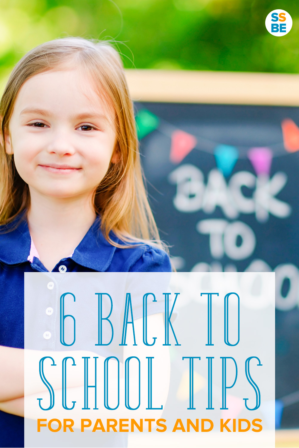 Getting ready to go back to school? Read these 6 useful back to school tips for parents and kids for a smooth transition this school year.