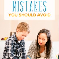 Helping your child with homework? Read these homework mistakes and find out what to do to make the most of homework time, and what to avoid.