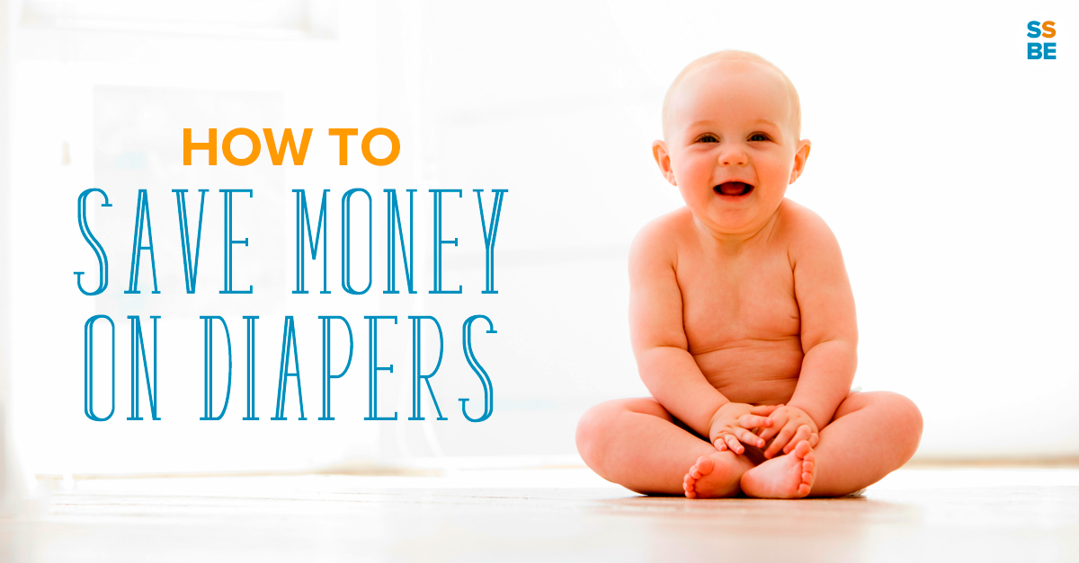 Diapers can take up a big part of your budget – if you're like us, you are always looking for the best ways to save on diapers!While they are an inevitable part of having a child, it doesn't have to break the bank.