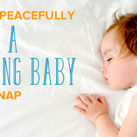 How to Wake a Sleeping Baby or Toddler Peacefully from a Nap