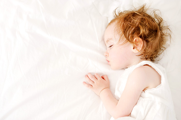 How to Wake a Sleeping Baby