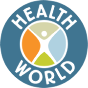 Health World Education logo