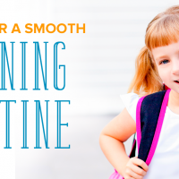 6 Tips to Make Your Morning Routine for School Run Smoothly