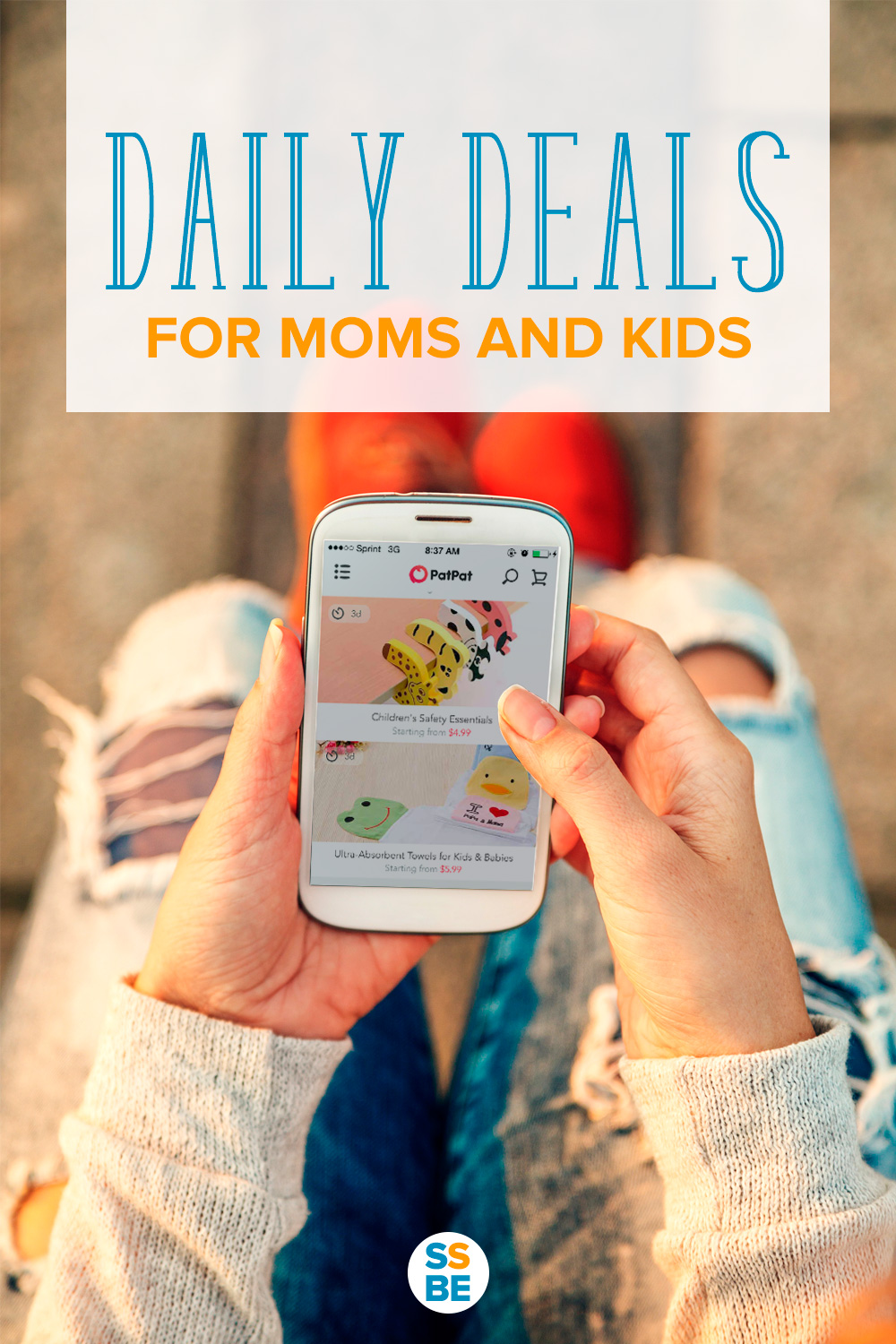 Save Money on the Best Daily Deals for Babies and Kids