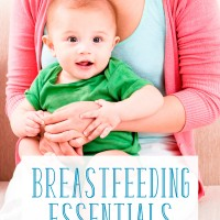 7 Breastfeeding Essentials to Keep You Motivated