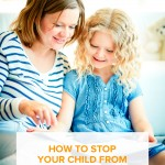 How to Stop Your Child from Interrupting and What to Do Instead