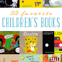 Top 52 Children's Books to Read with Your Kids