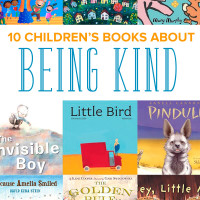10 Children's Books about Being Kind