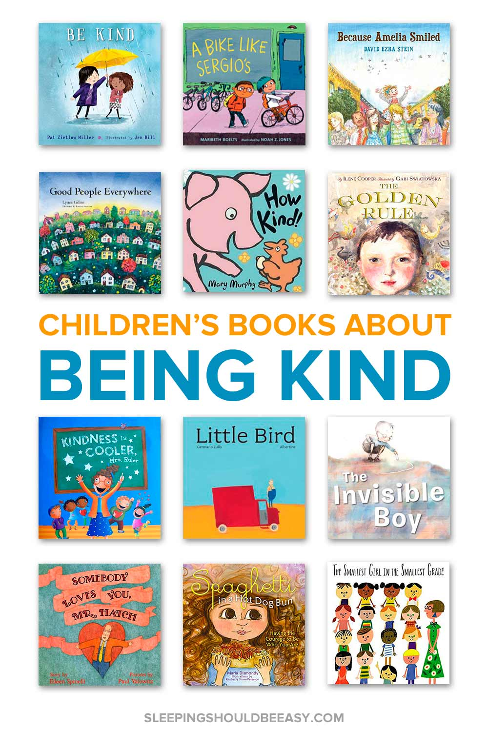 The Best Children's Books about Being Kind You Need to Read