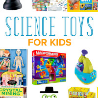 8 Cool Science Toys for Kids