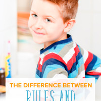 The Difference between Rules and Responsibilities