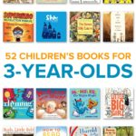 52 Children's Books for Three Year Olds