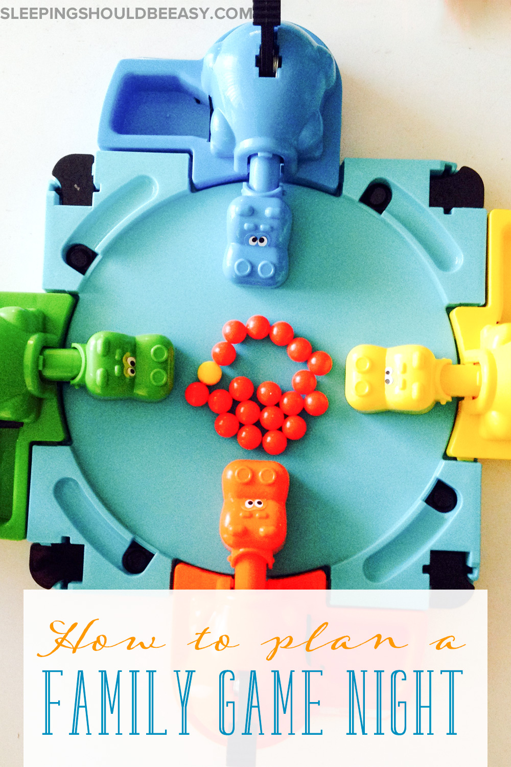 How to Plan a Family Game Night