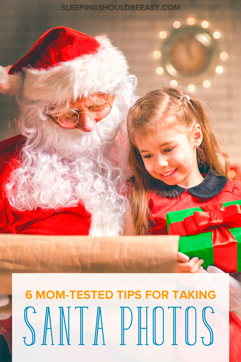 Taking Santa photos is a beloved tradition among many families. Learn the best mom-tested tips on how to make the experience go smoothly.
