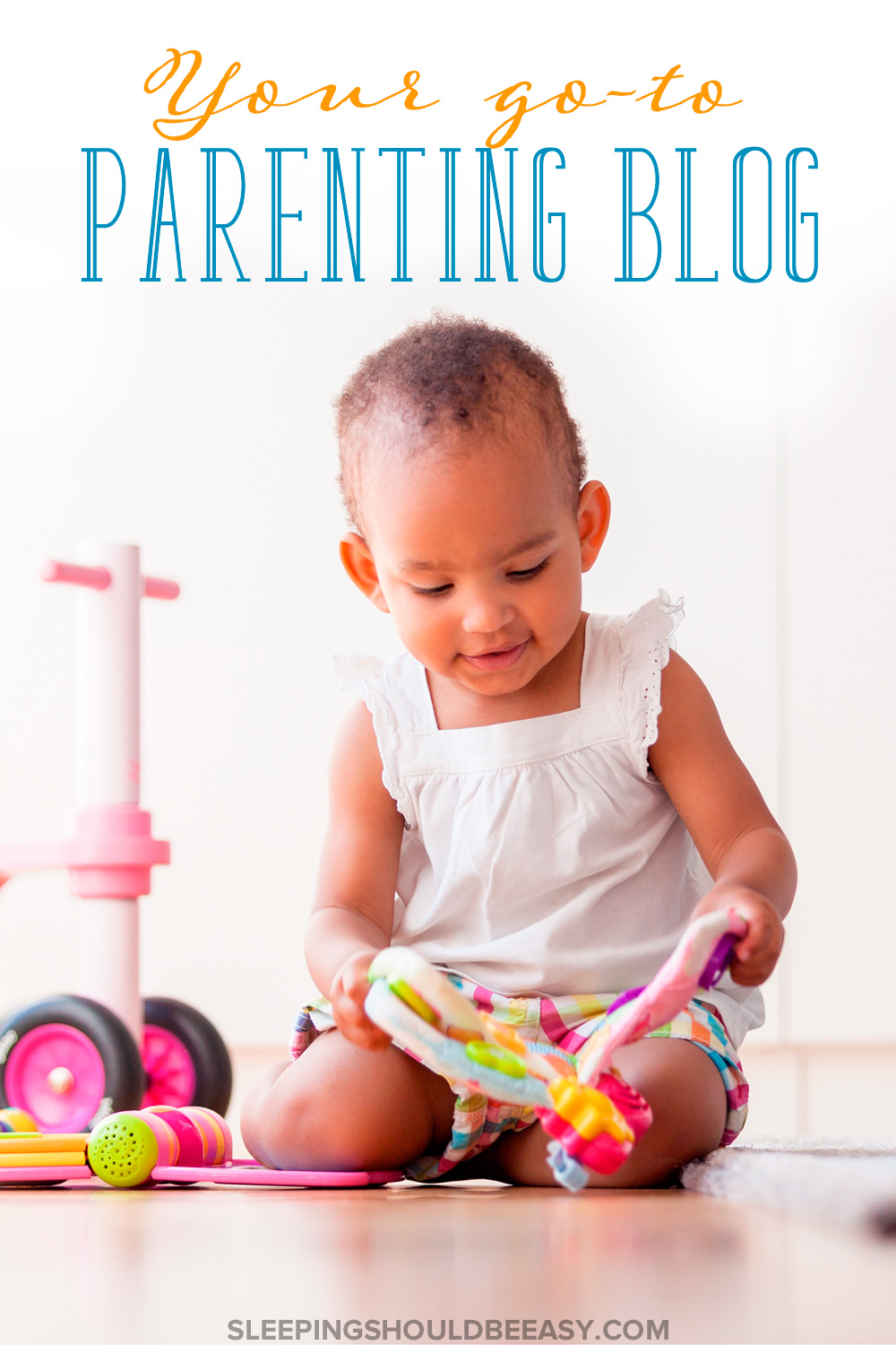 Welcome to Sleeping Should Be Easy! This blog caters to many aspects of parenthood, from the newborn days to helping your child learn to discipline. To help you navigate through the site, below are the pages I recommend you start with: