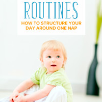 Toddler Routines: How to Structure Your Day