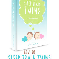 (OLD) How to Sleep Train Twins: Now Available