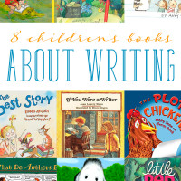 8 Children's Books about Writing Letters