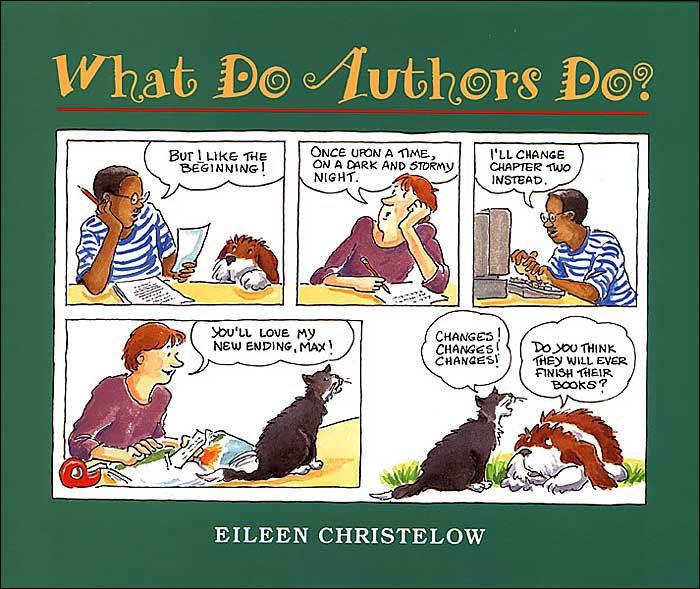 what-do-authors-do