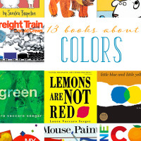 13 Children's Books about Colors