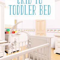 10 Things You Should Do when You Transition from Crib to Toddler Bed