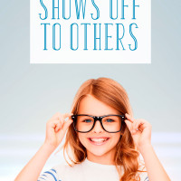 What to Do if Your Child Shows Off to Others