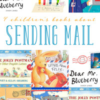 7 Children's Books about Sending Mail and Letter Writing