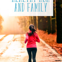 5 Simple Changes for a Healthy Mom and Family
