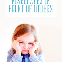 The One Mistake You're Probably Making when Your Child Misbehaves in Front of Others