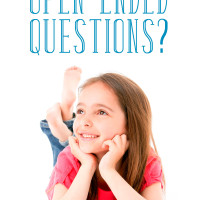 Are you asking open ended questions and encouraging conversation with your child? Avoid the pitfalls of asking close ended questions or projecting your assumptions and learn how to communicate with kids.