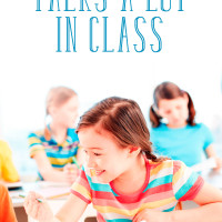 What to Do if Your Child Is Talking in Class a Lot