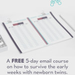 Bringing Home Twins: A Free 5-Day Email Course