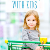 How to Run Errands with Kids (And Not Go Crazy)