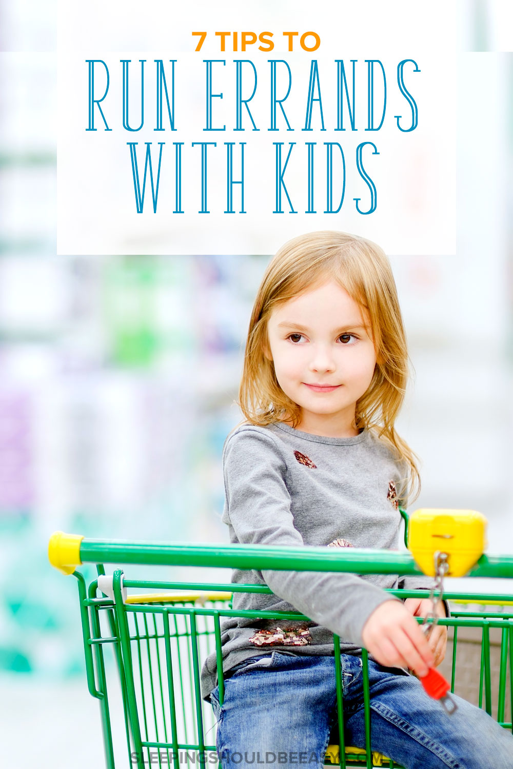 Avoid the madness with these practical tips on how to run errands with kids and not go crazy. Get things done and even enjoy the time you spend together!