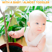 How to Set Limits with Your Baby (And Almost Toddler)