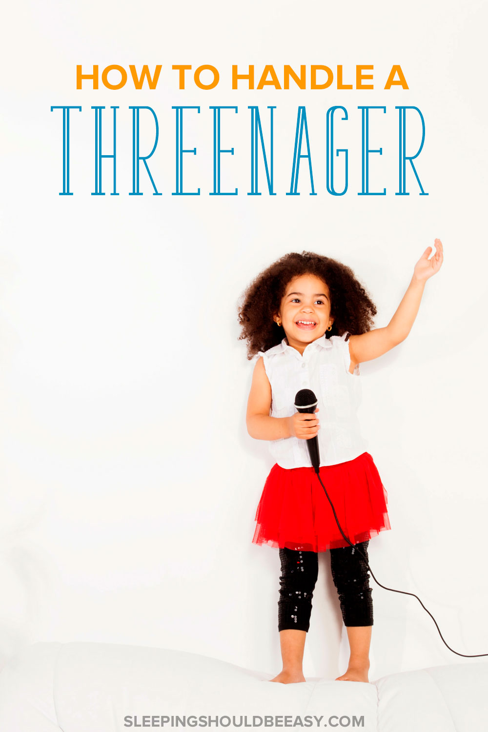 Disciplining a three-year-old can be a challenge. Here are 5 effective ways to handle a threenager, no matter how strong-willed your child may be.