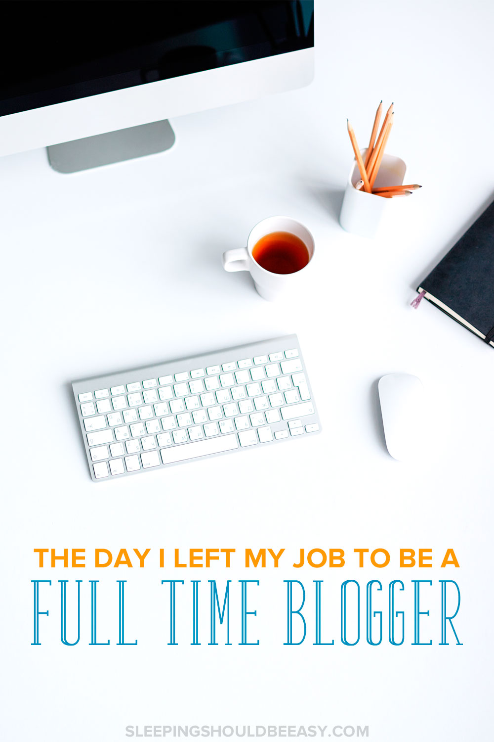 Thoughts on my last day at a 9-to-5 job and the transition to being a full time blogger. How I was surprised by the emotions I felt both in leaving my job and blogging full-time.