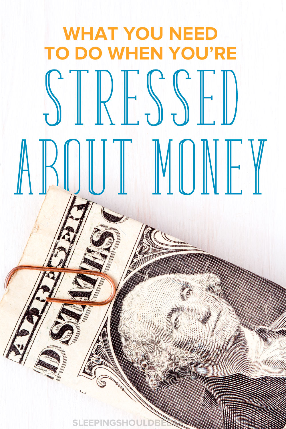 Tips on what to do when you're stressed about money all the time. Maybe you're stressed about money during pregnancy or wondering how you'll manage all your family's expenses. Learn how to be proactive, manage your worries and stop stressing about money.