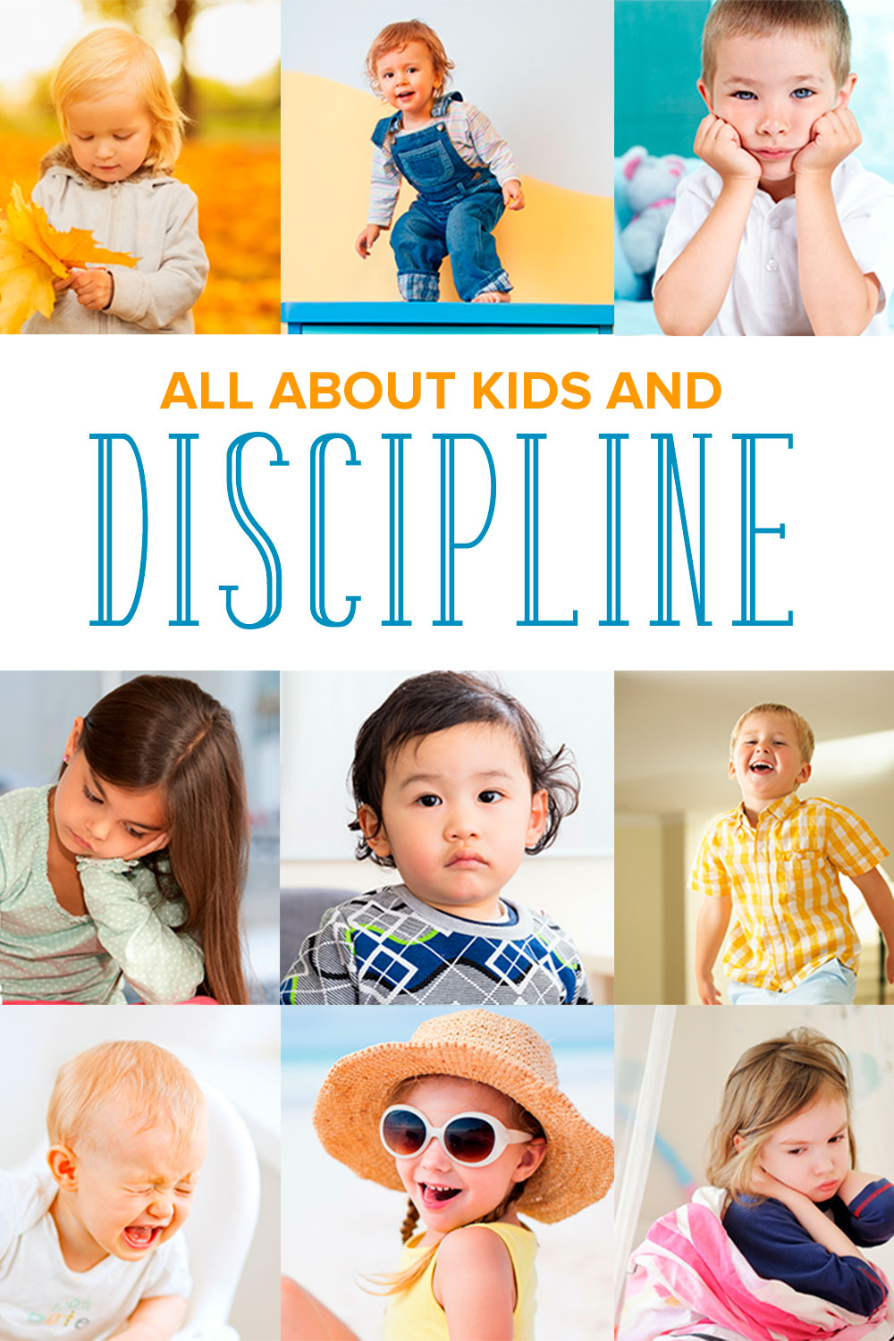 A roundup of top parenting advice about kids and discipline. Learn how to discipline a child and build a strong relationship with your children.