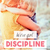 We've Got Discipline All Wrong