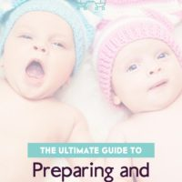 (OLD) How to Prepare and Care for Newborn Twins