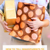 Learn how to stop grandparents from spoiling. Excessive gifts can impact values and behavior. Tell grandparents to stop spoiling your kids with these tips.