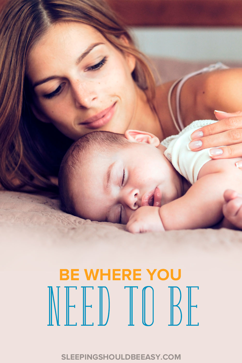 Feeling frustrated with parenthood? Accept your current moment as the most important and be where you need to be. This mindset will change your outlook.