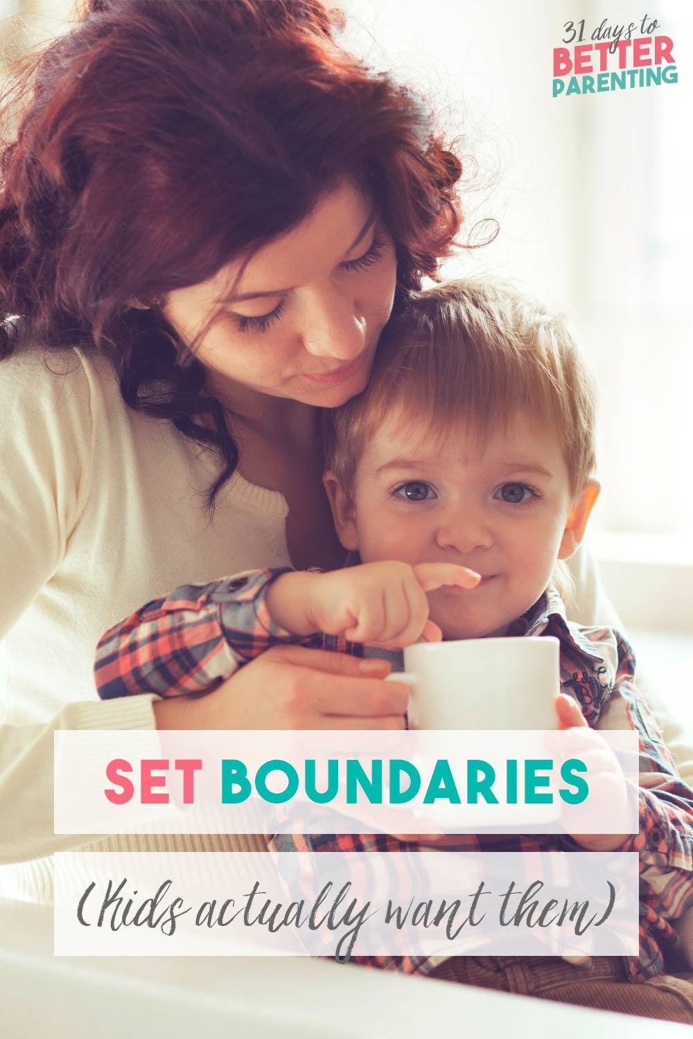 Raising great kids means setting limits and holding your ground. Learn why setting boundaries with kids will improve their behavior and your relationship.