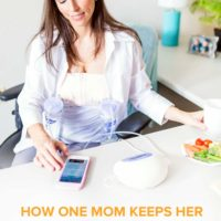 Lansinoh SmartPump Review and Giveaway: How One Mom Keeps Her Milk Supply Up