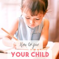 The Reason You're Probably Not Giving Your Child Enough Autonomy